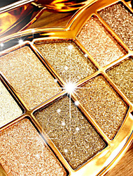 10 Colors Super Shiny Diamond Eye Shadow(1-6#)