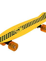 "Ferrari® 28""Penny Style Skateboard Complete Four Wheel Long board Cruiser Skate Board Long FBP5"