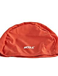 SUPER-K® Solid Color Lycra Swimming Cap for Adult