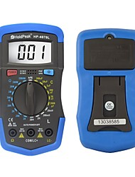 Auto Range Digital Backlight Multimeter Resistance Capacitance Meter HoldPeak HP-4070L