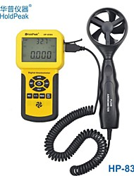 Digital Handheld High Precision Split Type Anemometer Air Meter Wind Meter HoldPeak HP-836A
