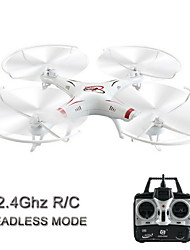 HuanQi Model 1 4CH 6 axis 2.4G White Drones(not include APP and Camera)