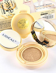 New Makeup Concealer Convenient Moisturized Whitening Cushion BB Cream 13g*2 1Pc (1 Backup)