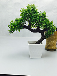 Simulation Flowers Potted Bonsai Suit Artificial Flowers Plant Pine