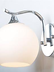 Chandeliers muraux Cristal / LED Moderne/Contemporain Métal