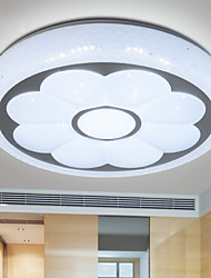 48CM 36 W Kitchen Contemporary And Contracted Sitting Room Restaurant Absorb Dome Light LED Lamp