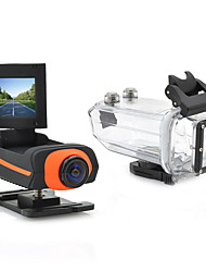 outddor камера спорта доказательства воды дайвинг вращение 270 градусов Vedio камеры