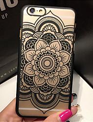 Ретро цветочный узор рельефная печать ажурные шт Материал телефон случае для iphone 5 / iPhone 5s (ассорти цветов)
