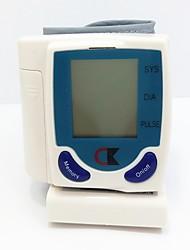 ck®1 esfigmomanômetro pc monitores de saúde lcd pulso monitor de pressão arterial digital