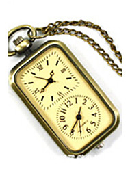 European and American Fashion Vintage Pocket Watch