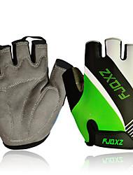 FJQXZ Sports Gloves Men's Cycling Gloves Spring Summer Autumn/Fall Winter Bike Gloves Wearproof Fingerless Gloves MeshCycling Gloves/Bike