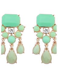 Bohemia Personality Splicing Temperament Earrings Wedding Jewelry