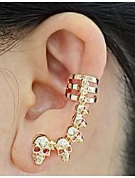 Alloy Earring Ear Cuffs Wedding / Party / Casual 2pcs