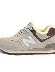 Men's Indoor Court Shoes Rubber Gray