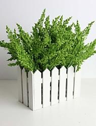 Soie / Mousse de polystyrène / Plastique Plantes Fleurs artificielles
