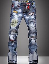 MEN - Pantaloni - Informale A vita medio-alta - Largo Jeans