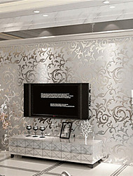 Contemporary 3d Wallpaper Art Deco Wall Covering PVC Paper Wall Art