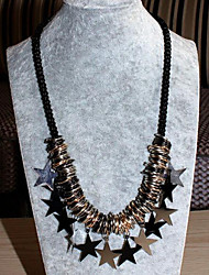 New Arrival Fashion Jewelry Luxury Star Necklace