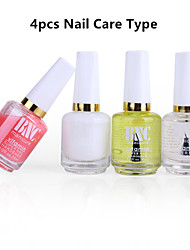 4pcs  Nail Armor Oil  Nail Polish