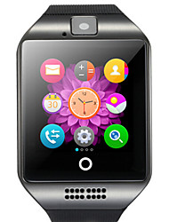 Kimlink® q18 smart watch phone bluetooth camera sim sd card smartwatch para android