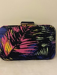 Bolso de Mano / Bolso de Noche / Bolso de Maquillaje - Bolso de Mano Casual - Poliéster - Multicolor - Mujer