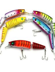 "5pcs pcs Harte Fischköder Verschiedene Farben 20g g/3/4 Unze,140mm mm/5-9/16"" Zoll,Kunststoff Spinnfischen"