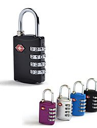 JUST LOCK Zinc Alloy Travel TSA Coded Lock