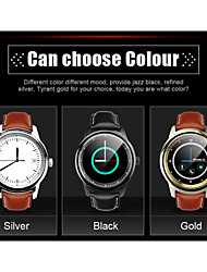 DM365 Wearables Smart Watch , Bluetooth 3.0+4.0/ Hands-Free Calls/Heart Rate Monitor/Activity Tracker (Assorted Color)