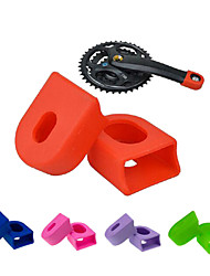 Cycling/Bike / Mountain Bike MTB / TT  Cycling Cranksets Silicone Bike Crankset Protective Cover