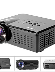 fantaseal® lp-m1 FHD 1080p supporté Mini LED projecteur w / atv, HDMI, VGA, USB 2.0, av, sd
