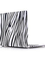 Vertical Bar Style PC Materials Hollow out Hard Cover Case For MacBook