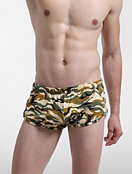 Flat bag manufacturers selling cool fashion and comfortable atmosphere sexy men's underwear soldier brother