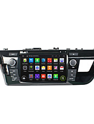 Special Car DVD GPS Player With Android 4.4 Quad Core CPU 8 Inch High DefinitionTouch Screen  For Levin 2014