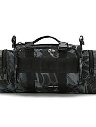 High Quality Outdoor 600D Nylon 6L Waist Bag Shoulder Bag