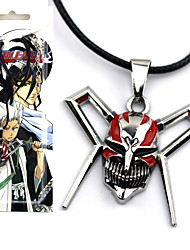Bleach Ichigo Kurosaki Mask Alloy Necklace More Accessories
