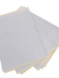 копировальная бумага basekey 50 листов х татуировки термальная углерода трафарет трассировку комплект a4