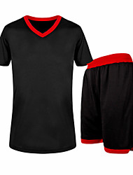 Custom Jersey Basketball Uniform with Short Sleeve.