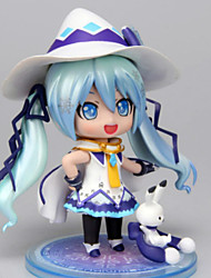 Vocaloid Hatsune Miku PVC Anime Action Figures Model Toys Doll Toy
