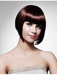 High Temperature Women Lady Fashion Short Straight Synthetic Hair
