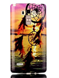 The dream catcher Pattern TPU Phone Case for LG Stylo LS770