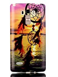 мечта зрелище шаблон ТПУ телефон случае для LG Stylo ls770