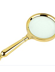 Magnifiers/Magnifier Glasses General use Handheld / High Definition 5 Metal