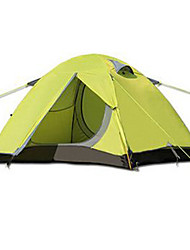 LOCAMO Waterproof / Breathability Oxford / Polyester One Room Tent Green