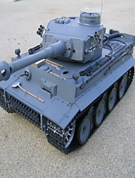 Tanques RC - HL - 4 canales - No Aplicable - 灰 -