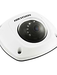 Hikvision DS-2cd2532f-es mini cámara de 3.0MP de red domo IP (IP66, audio, alarma i / o, poe)