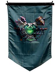 League of Legends - Autres - Vert - Matériel macromoléculaire