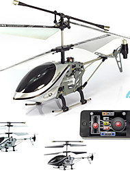 Smart Phone Control 3.5 Channal Rc Helicopter Remote Control Helicopter Radio Control Metal Alloy Helicoptero