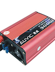 AUVIC 300W 24V to 220V  Car Inverter Power Inverter