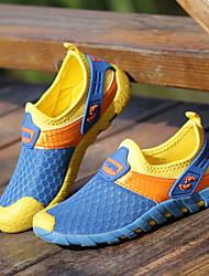Per bambino / Per bambina-Sneakers-Tempo libero / Casual / Sportivo-Comoda-Piatto-Tulle-Rosso / Blu reale