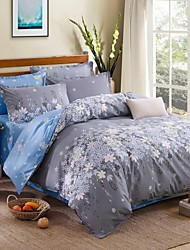 Baolisi  Sanded Fabric for Autumn/Winter Set of 4pcs QueenSize